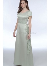 A-Line normale Taille sexy informelles Abendkleid