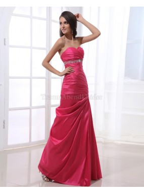 Empire Taille swing sexy Ballkleid aus Taft