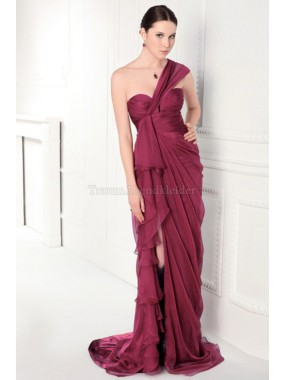 Normale Taille Modern sexy formelles Abendkleid