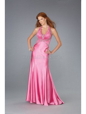 Empire Taille Sweep train formelles sexy Ballkleid